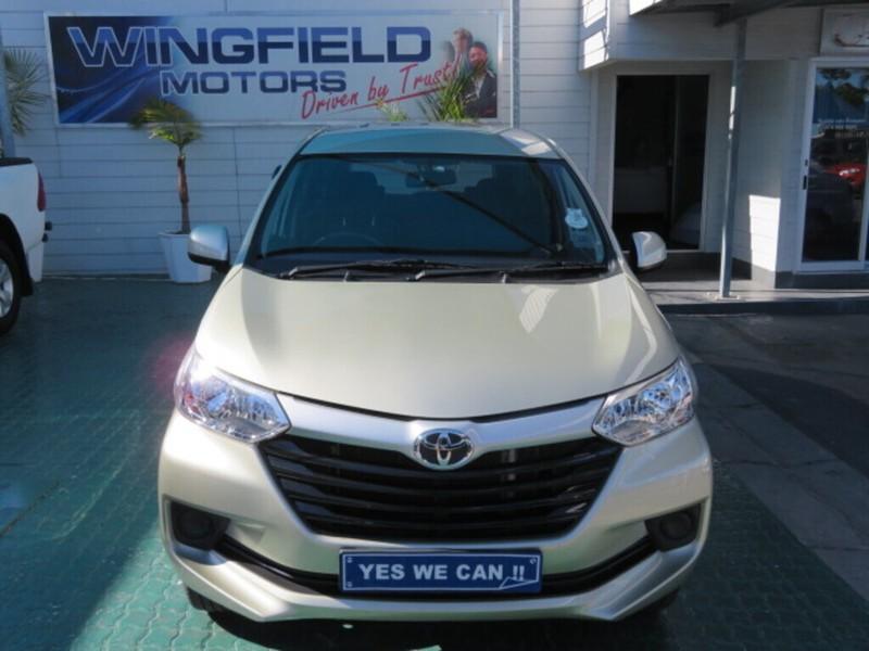 2018 Toyota Avanza 1.5 SX Western Cape Cape Town_0