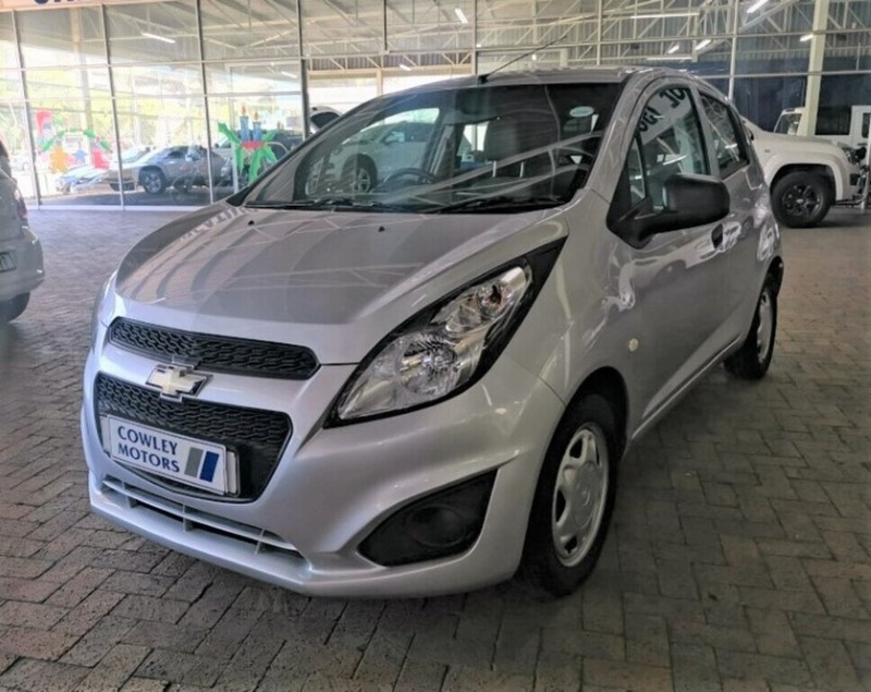 2016 Chevrolet Spark 1.2 Campus 5dr  Western Cape Parow_0