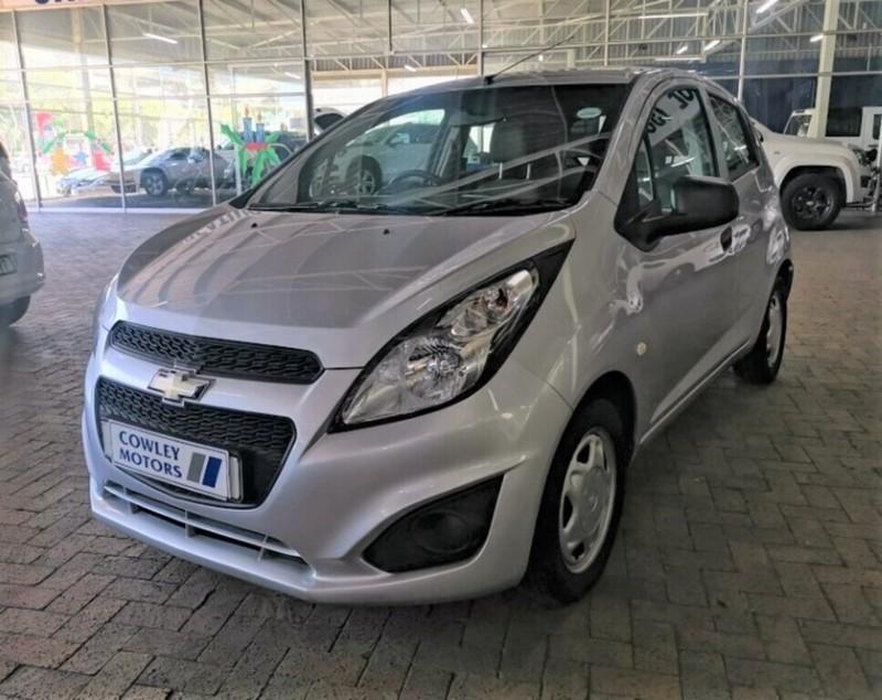 2016 Chevrolet Spark 1.2 Campus 5dr  Western Cape Parow_0