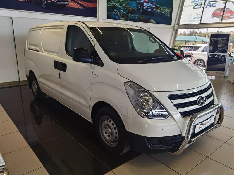 2016 Hyundai H1 2.5 Crdi Ac Fc Pv At  Gauteng Roodepoort_0