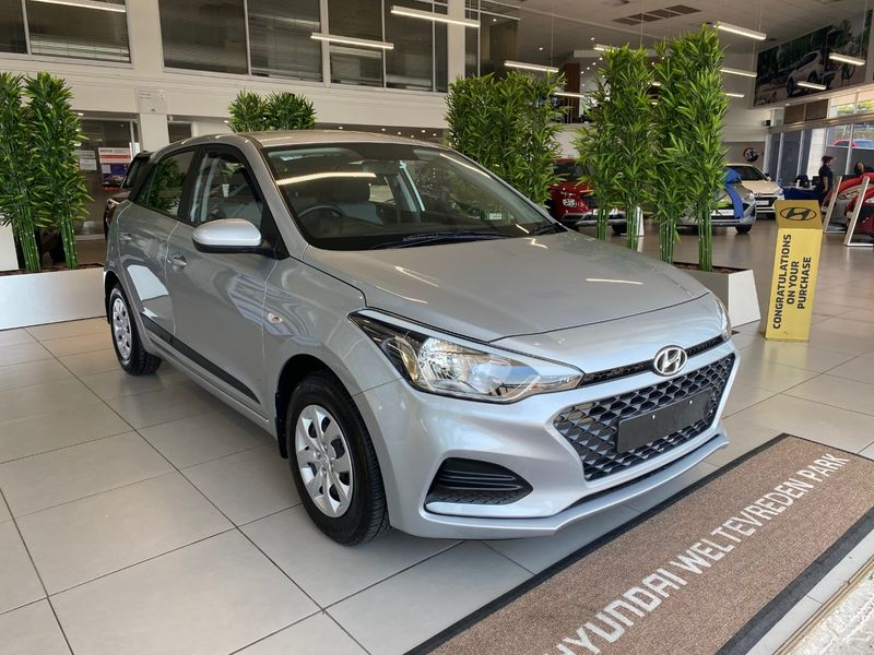 2019 Hyundai i20 1.2 Motion Gauteng Roodepoort_0