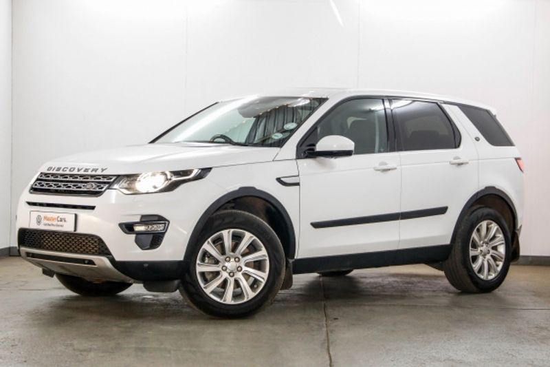 2015 Land Rover Discovery Sport Sport 2.2 SD4 HSE North West Province Potchefstroom_0