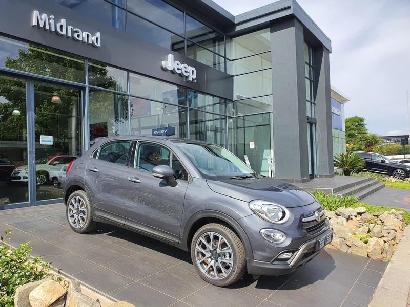 2021 Fiat 500X 1.4T Cross Gauteng Midrand_0
