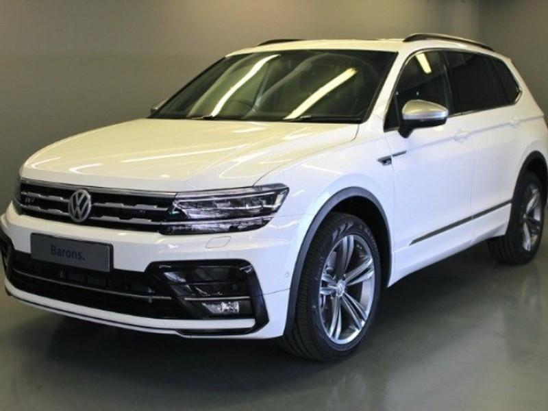 2020 Volkswagen Tiguan Allspace  2.0 TSI Comfortline 4MOT DSG 132KW Western Cape Tokai_0