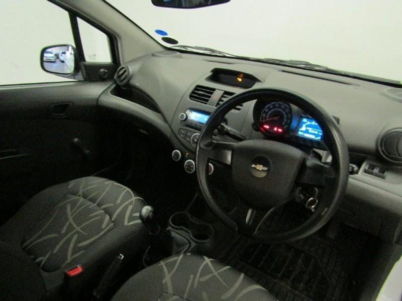 2013 Chevrolet Spark 1.2 L 5dr  Western Cape Bellville_0