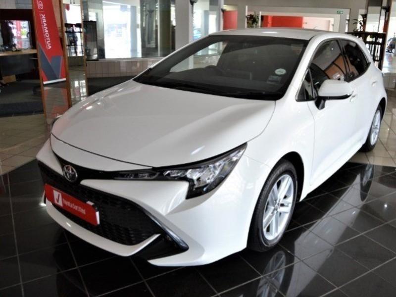 2020 Toyota Corolla 1.2T XS CVT 5-Door Western Cape Tygervalley_0