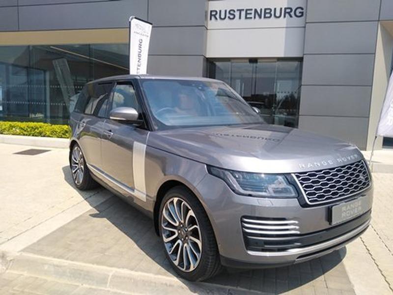 2021 Land Rover Range Rover 4.4D Autobio 250KW North West Province Rustenburg_0