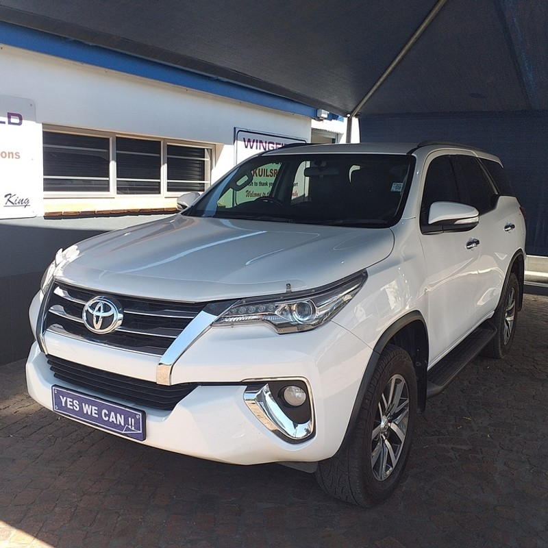 2017 Toyota Fortuner 2.8GD-6 4X4 Auto Western Cape Kuils River_0