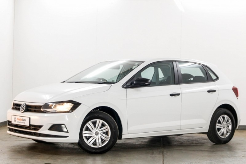 2018 Volkswagen Polo 1.0 TSI Trendline North West Province Potchefstroom_0