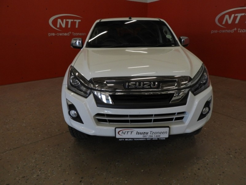 2020 Isuzu D-MAX 300 LX Auto Double Cab Bakkie Limpopo Tzaneen_0