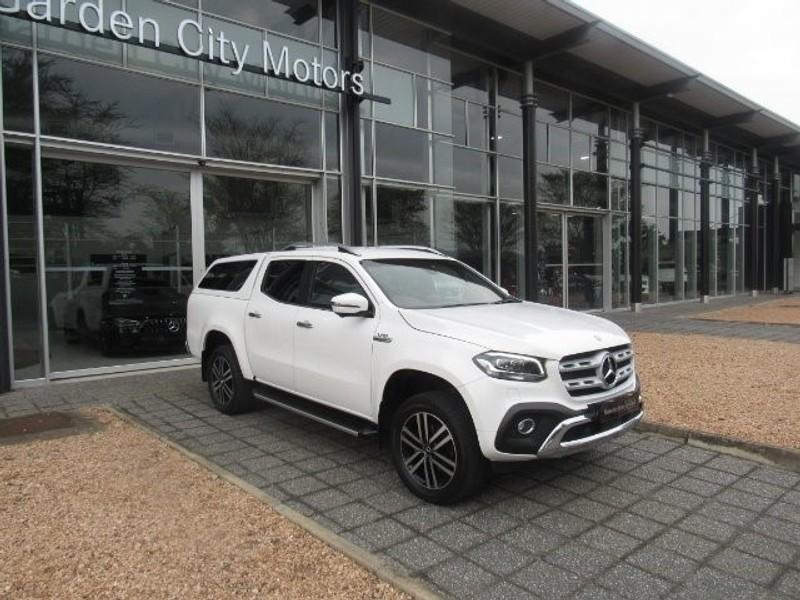 2019 Mercedes-Benz X-Class X350d 4Matic Power Mpumalanga Nelspruit_0