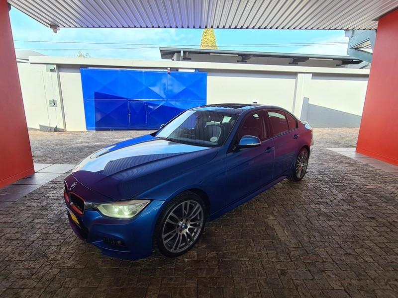 2014 BMW 3 Series 320i M Sport Line At f30  Gauteng Vanderbijlpark_0