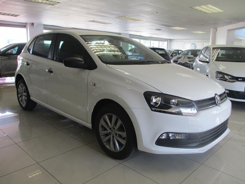 2021 Volkswagen Polo Vivo 1.4 Trendline 5-Door North West Province Brits_0