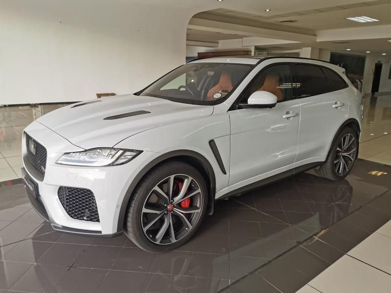 2020 Jaguar F-Pace 5.0 V8 SVR Mpumalanga Nelspruit_0
