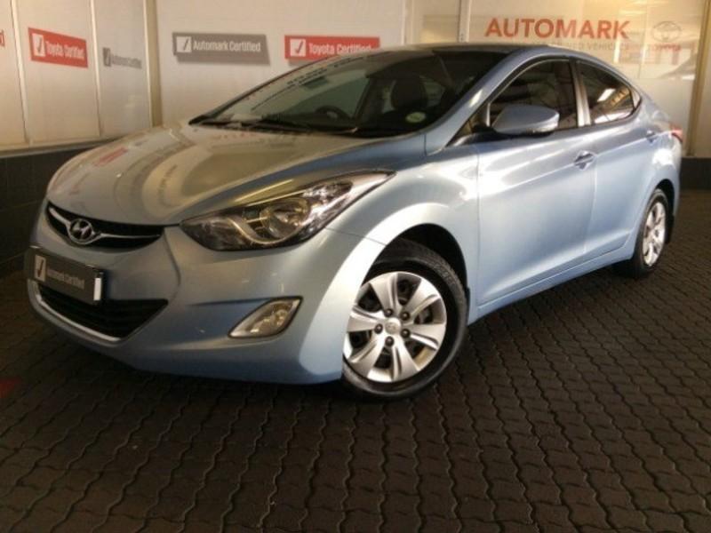 2012 Hyundai Elantra 1.6 Gls  Mpumalanga Witbank_0