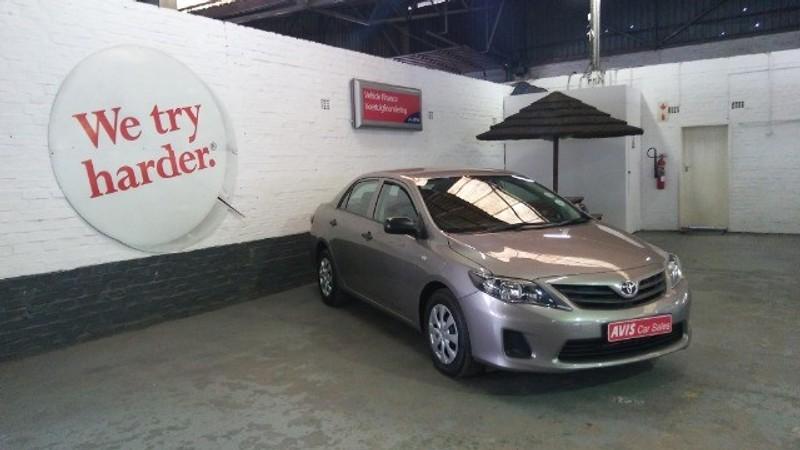 2019 Toyota Corolla Quest 1.6 Western Cape Bellville_0