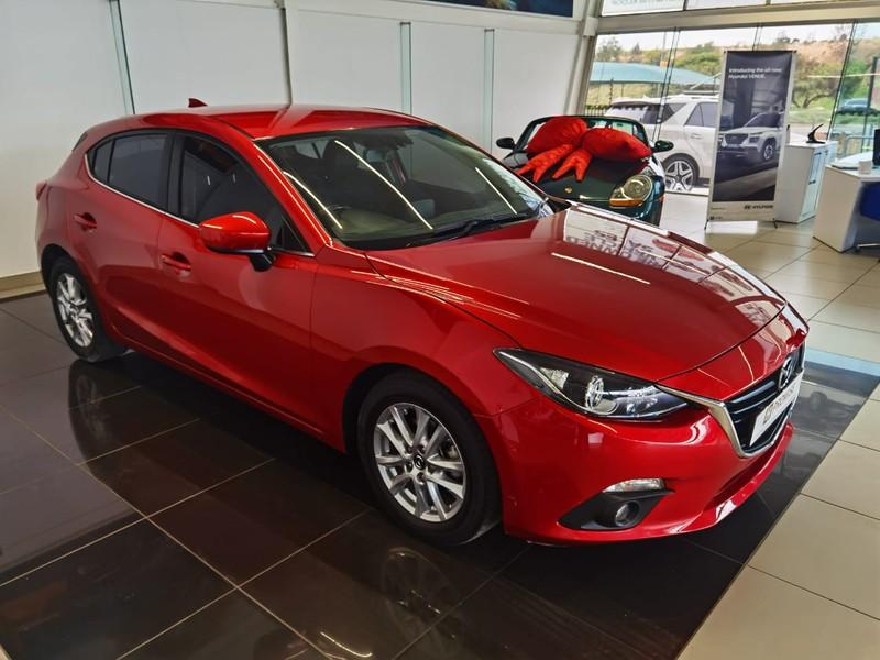 2016 Mazda 3 1.6 Dynamic 5-Door Gauteng Roodepoort_0
