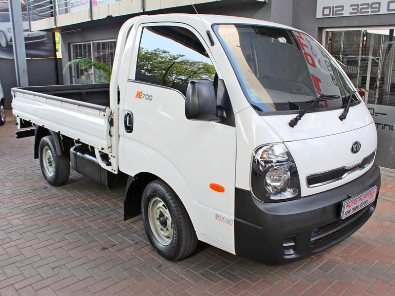 2013 Kia K2700 Workhorse PU CC Gauteng Pretoria_0