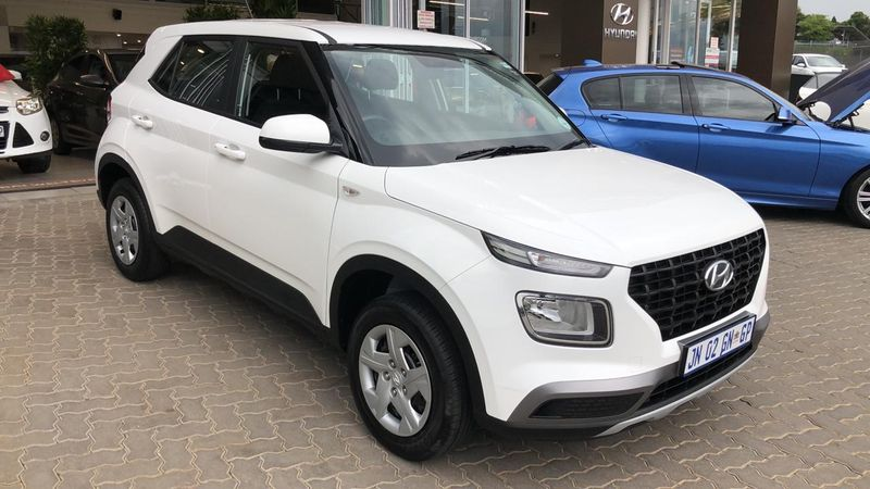 2020 Hyundai Venue 1.0 TGDI Motion Gauteng Roodepoort_0