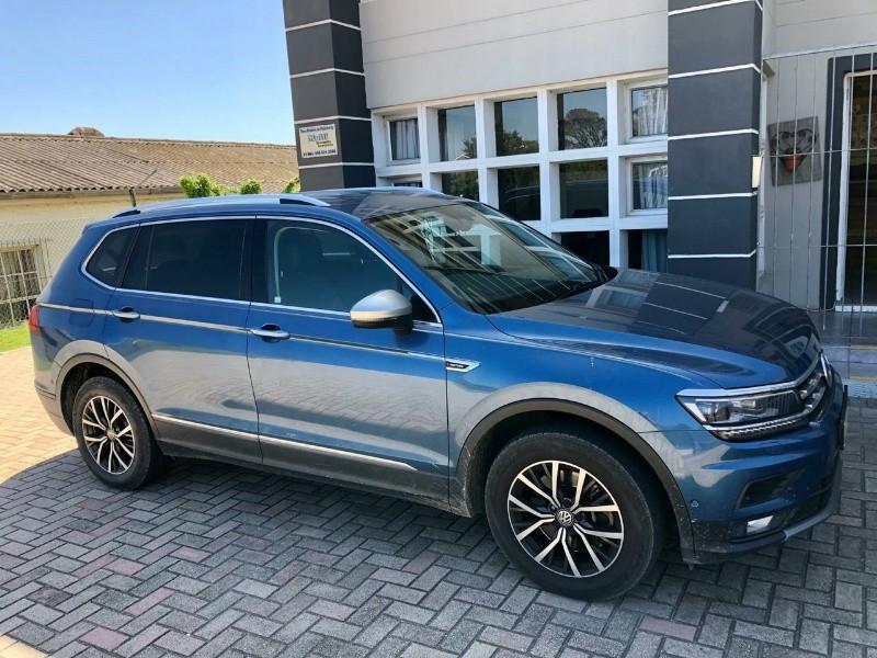 2018 Volkswagen Tiguan Allspace  2.0 TSI Comfortline 4MOT DSG 132KW Eastern Cape East London_0