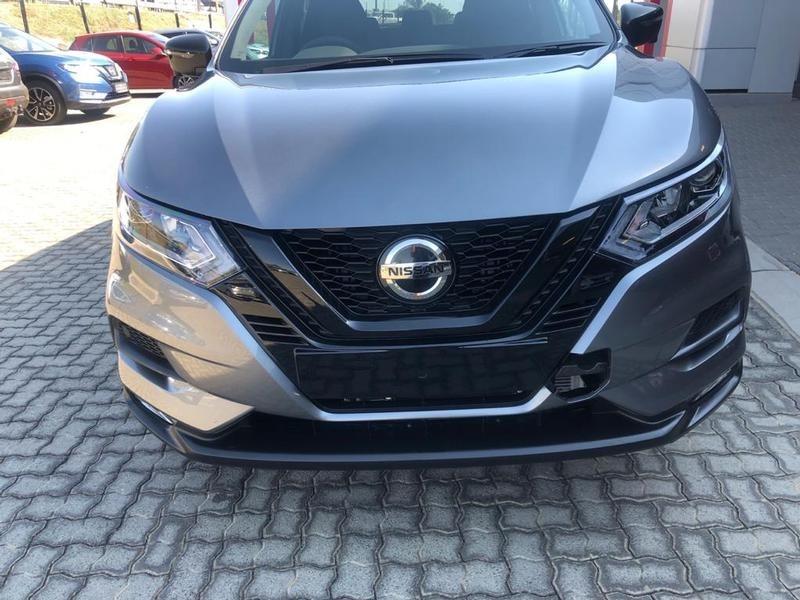 2020 Nissan Qashqai 1.2T Midnight CVT North West Province Rustenburg_0