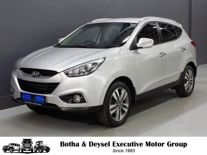 2014 Hyundai iX35 2.0 Executive Gauteng Vereeniging_0