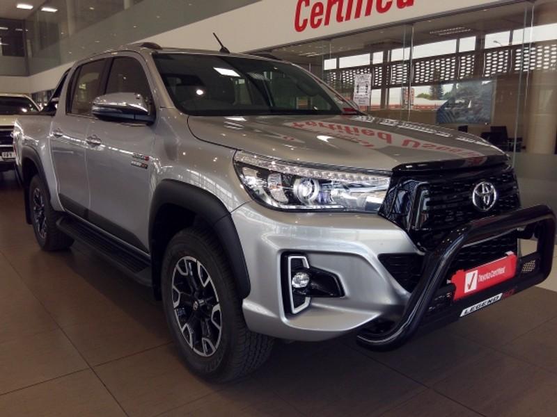 2020 Toyota Hilux 2.8 GD-6 Raider 4X4 Auto Double Cab Bakkie Limpopo Mokopane_0