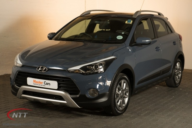 2019 Hyundai i20 1.4 Active Gauteng Heidelberg_0