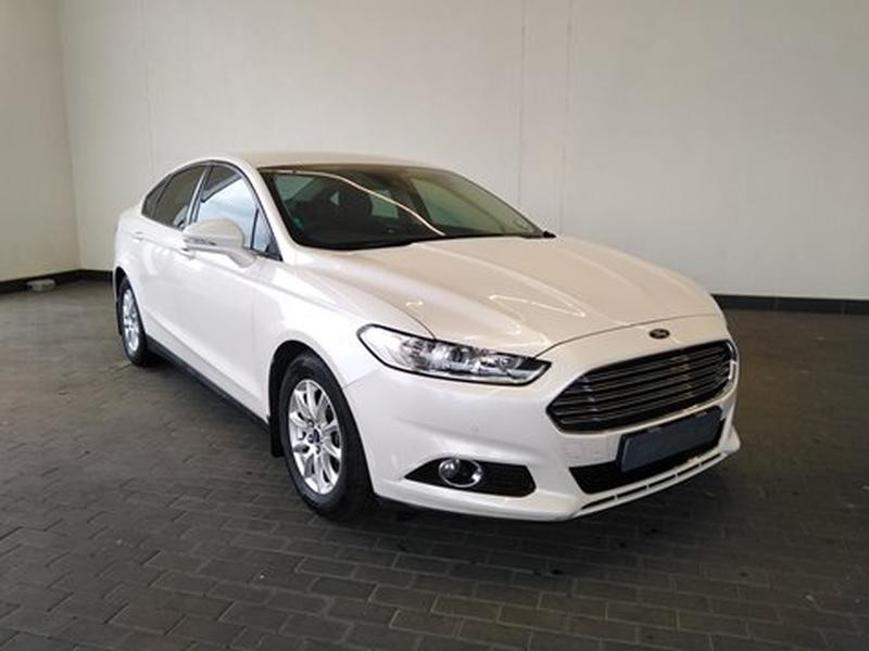 2016 Ford Fusion 1.5 Ecoboost Trend Auto North West Province Rustenburg_0