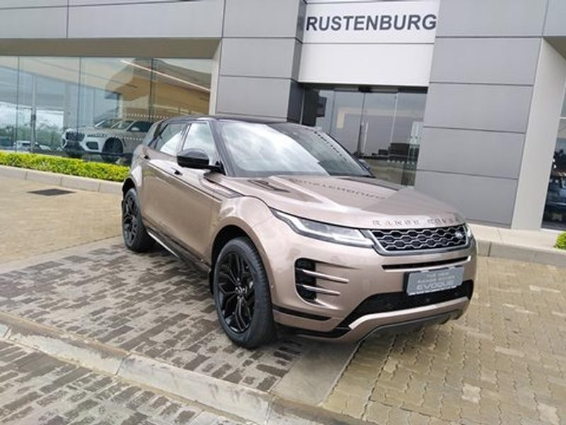 2021 Land Rover Evoque 2.0D HSE 132KW D180 North West Province Rustenburg_0