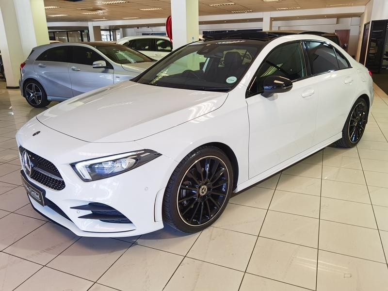 2020 Mercedes-Benz A-Class A200 4-Door Western Cape Cape Town_0