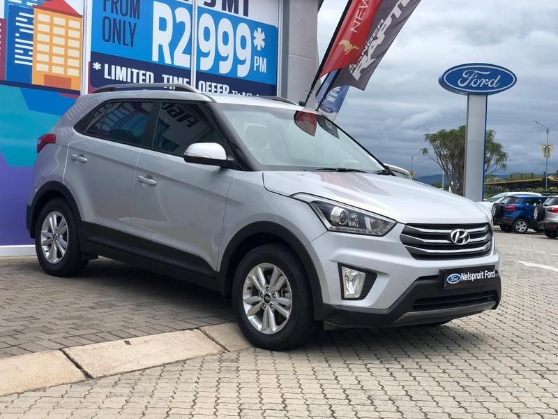 2017 Hyundai Creta 1.6 Executive Mpumalanga Nelspruit_0