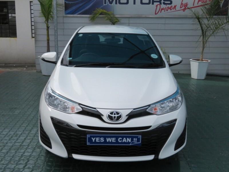 2019 Toyota Yaris 1.5 Xs CVT 5-Door Western Cape Cape Town_0
