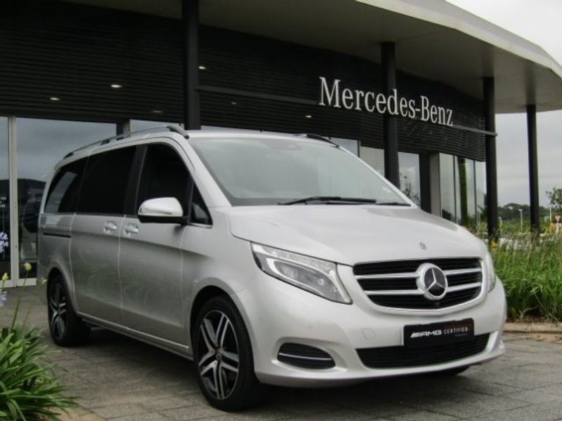2019 Mercedes-Benz V-Class V250 Bluetech Avantgarde Auto Kwazulu Natal Umhlanga Rocks_0