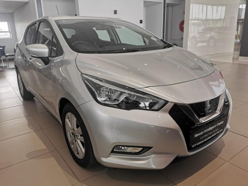 2020 Nissan Micra 900T Acenta Mpumalanga Secunda_0