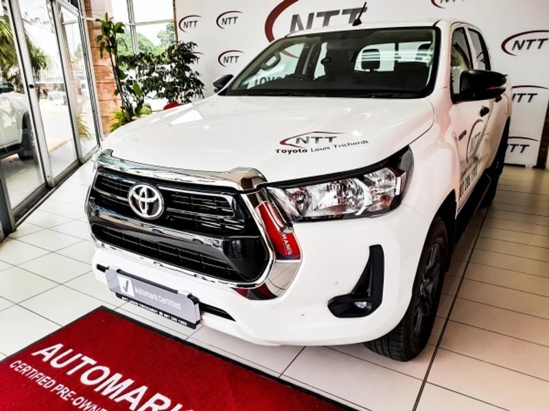 2020 Toyota Hilux 2.4 GD-6 Raider 4x4 Double Cab Bakkie Limpopo Louis Trichardt_0