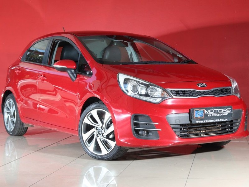2016 Kia Rio 1.4 Tec 5dr  North West Province Klerksdorp_0