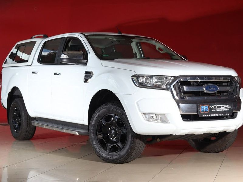 2017 Ford Ranger 3.2TDCi XLT Auto Double Cab Bakkie North West Province Klerksdorp_0