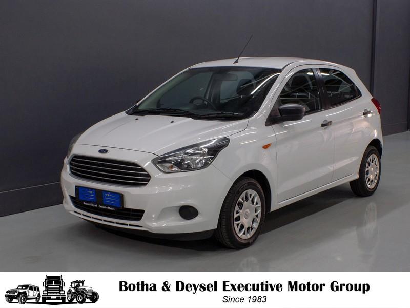 2018 Ford Figo 1.5 Ambiente 5-Door Gauteng Vereeniging_0