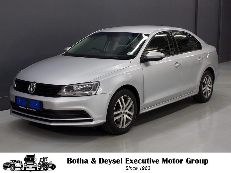 2016 Volkswagen Jetta GP 1.6 Conceptline Gauteng Vereeniging_0