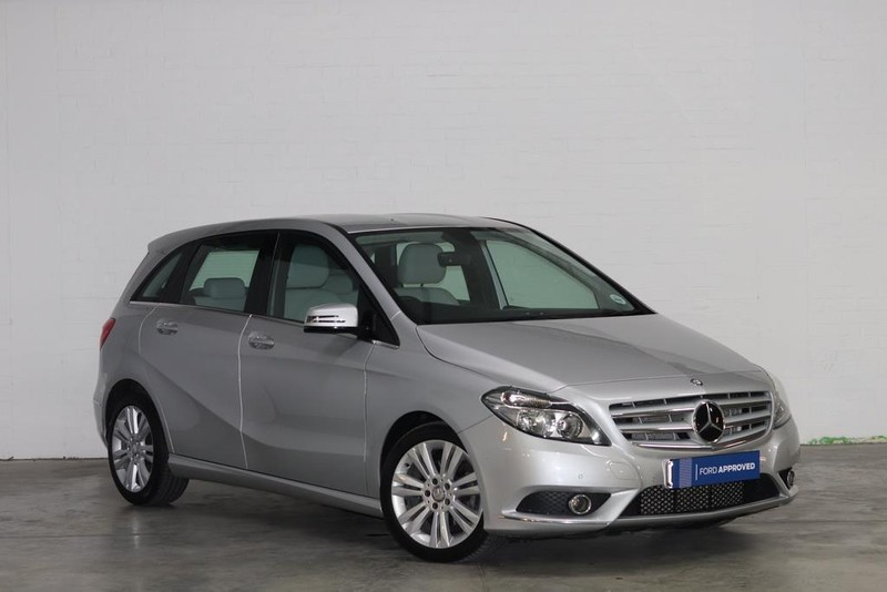 2013 Mercedes-Benz B-Class B 200 Be At  Eastern Cape Port Elizabeth_0