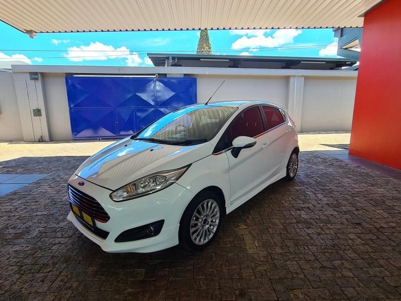 2017 Ford Fiesta 1.0 Ecoboost Titanium 5dr  Gauteng Vanderbijlpark_0