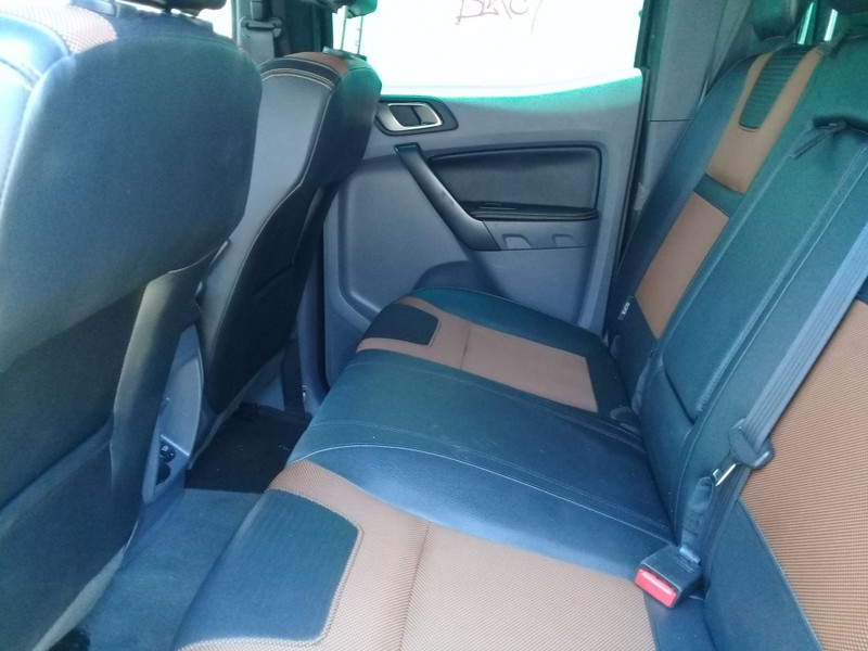 Used Ford Ranger 3.2TDCi WILDTRAK Auto Double Cab Bakkie ...