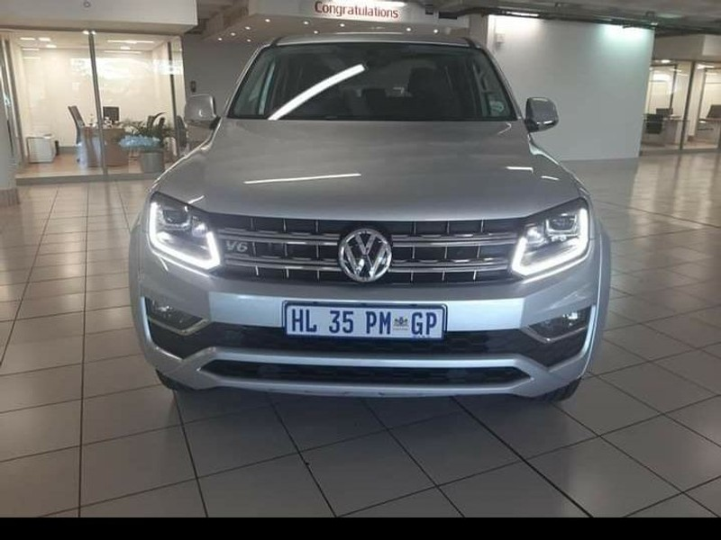 2018 Volkswagen Amarok 3.0 TDi Highline 4Motion Auto Double Cab Bakkie Gauteng Pretoria_0