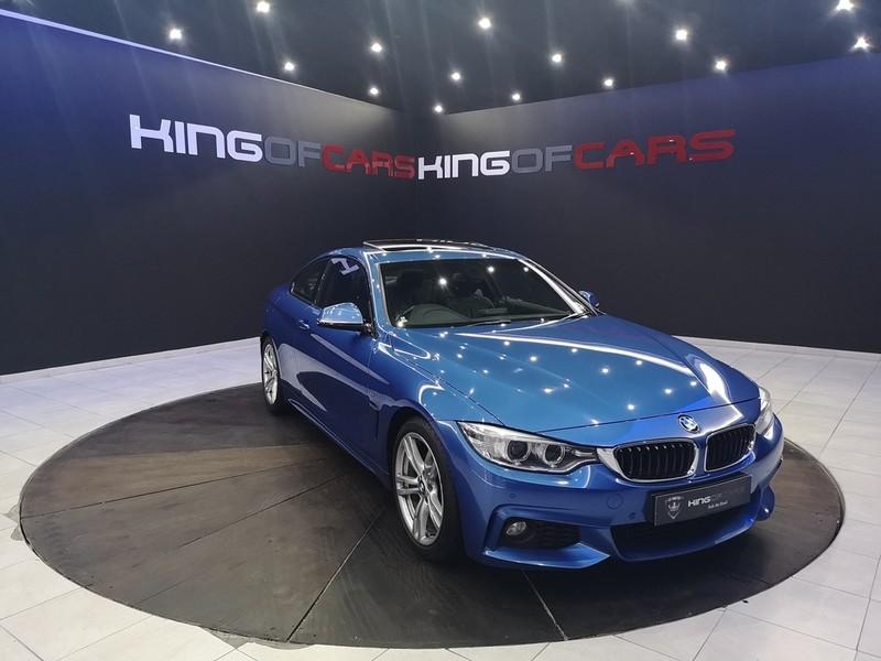 2014 BMW 4 Series Coupe M Sport Gauteng Boksburg_0