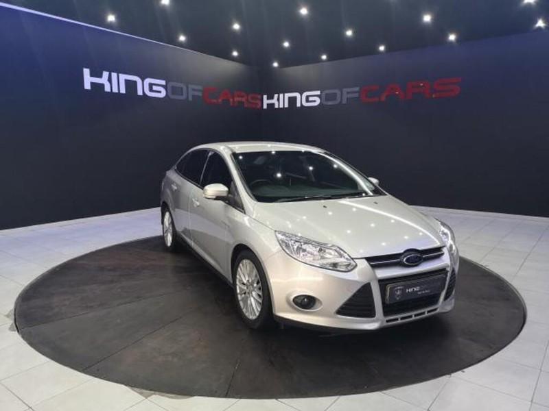 2012 Ford Focus 2.0 Tdci Trend Powershift  Gauteng Boksburg_0