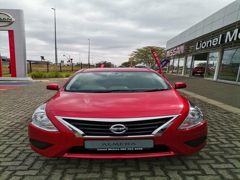 2021 Nissan Almera 1.5 Acenta Auto North West Province Rustenburg_0