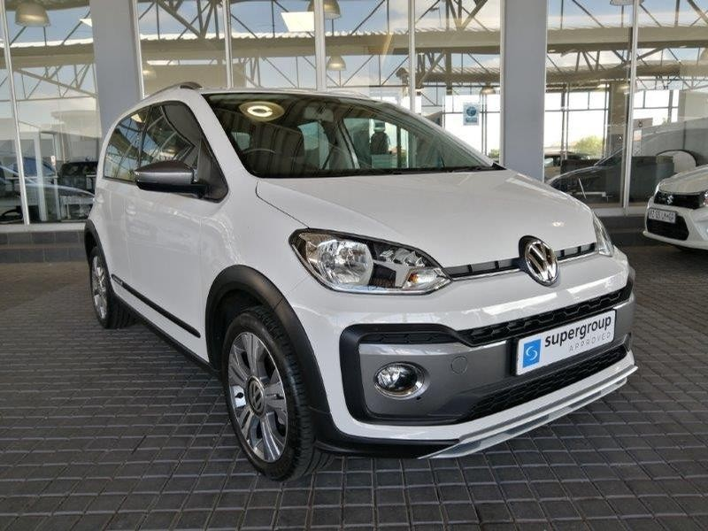 2018 Volkswagen Up Cross UP 1.0 5-Door Gauteng Johannesburg_0