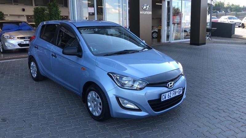 2014 Hyundai i20 1.2 Motion  Gauteng Roodepoort_0