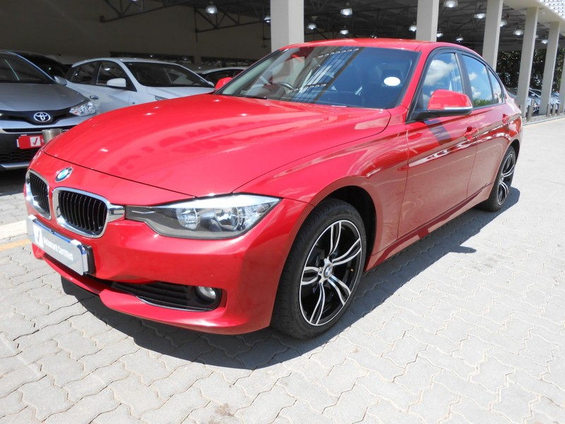 2015 BMW 3 Series 320d At f30  Gauteng Pretoria_0